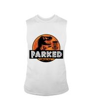 Funny Parked Sleeveless Tee thumbnail