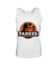 Funny Parked Unisex Tank thumbnail