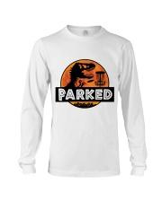 Funny Parked Long Sleeve Tee thumbnail