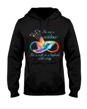 Im Not Widow Hooded Sweatshirt thumbnail