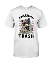 RF-A-10062032-American Trash Classic T-Shirt front