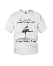 She Whispered Back Im The Storm Youth T-Shirt thumbnail