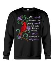 You Are At Peace Crewneck Sweatshirt thumbnail