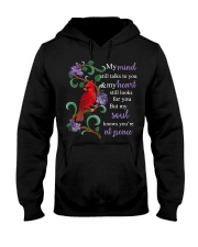 You Are At Peace Hooded Sweatshirt thumbnail