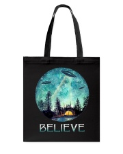 Believe Tote Bag tile