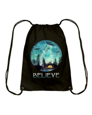 Believe Drawstring Bag thumbnail