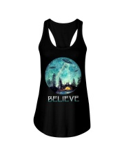 Believe Ladies Flowy Tank thumbnail