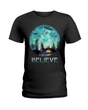 Believe Ladies T-Shirt thumbnail