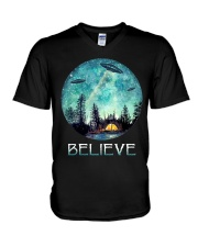 Believe V-Neck T-Shirt thumbnail