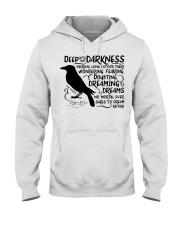 Deep Into That Darkness Hooded Sweatshirt thumbnail