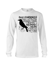 Deep Into That Darkness Long Sleeve Tee thumbnail
