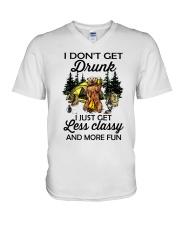I Do Not Get V-Neck T-Shirt thumbnail