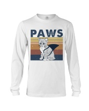 Paws Cat Long Sleeve Tee tile