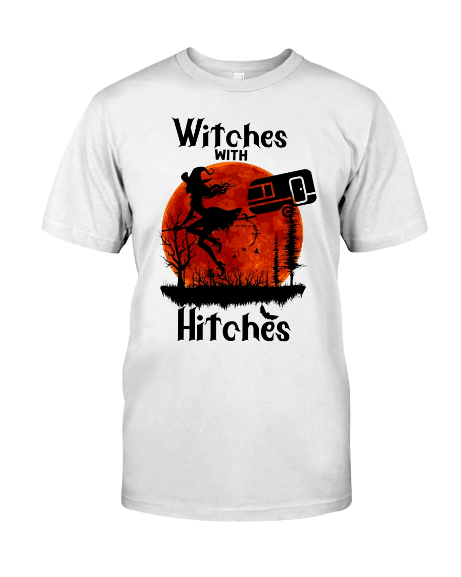 Witches With Hitches Classic T-Shirt