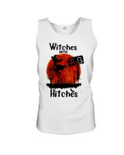 Witches With Hitches Unisex Tank thumbnail