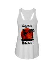 Witches With Hitches Ladies Flowy Tank thumbnail