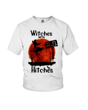 Witches With Hitches Youth T-Shirt thumbnail