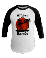 Witches With Hitches Baseball Tee thumbnail