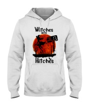 Witches With Hitches Hooded Sweatshirt thumbnail