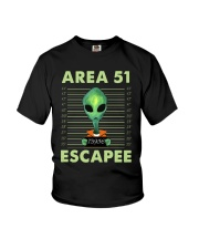 Area 51 Escapee Youth T-Shirt thumbnail