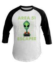 Area 51 Escapee Baseball Tee thumbnail