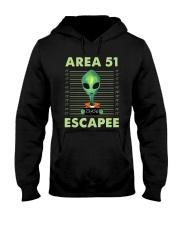 Area 51 Escapee Hooded Sweatshirt thumbnail