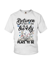 Between The Pages Of A Book Youth T-Shirt thumbnail