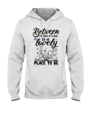 Between The Pages Of A Book Hooded Sweatshirt thumbnail