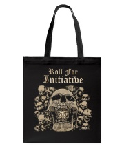 Roll For Initiative Tote Bag thumbnail