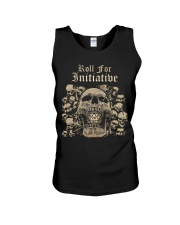 Roll For Initiative Unisex Tank thumbnail