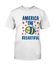 America The Beeautiful Classic T-Shirt tile