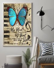 My Mind Talk To You 11x17 Poster lifestyle-poster-1