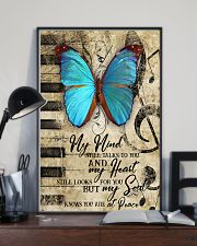 My Mind Talk To You 11x17 Poster lifestyle-poster-2