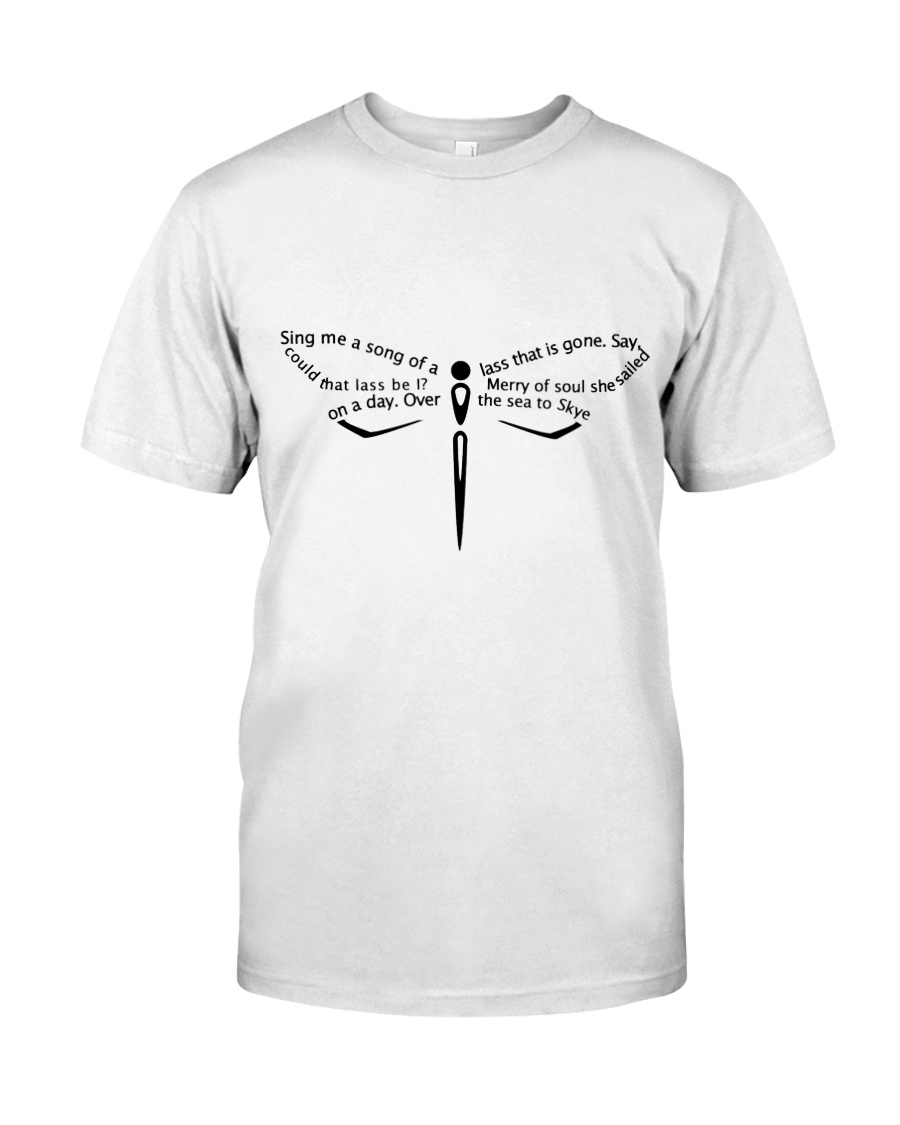 Hippie Sing Me A Song Classic T-Shirt