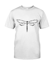 Hippie Sing Me A Song Classic T-Shirt front