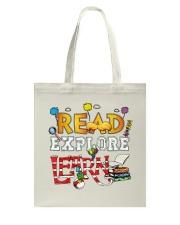 Read Explore Tote Bag thumbnail
