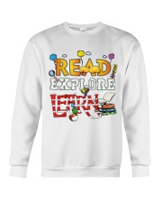 Read Explore Crewneck Sweatshirt thumbnail