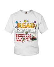 Read Explore Youth T-Shirt thumbnail