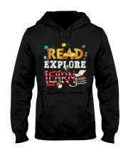 Read Explore Hooded Sweatshirt thumbnail