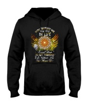 You Taught Me In Life Mom Hooded Sweatshirt front