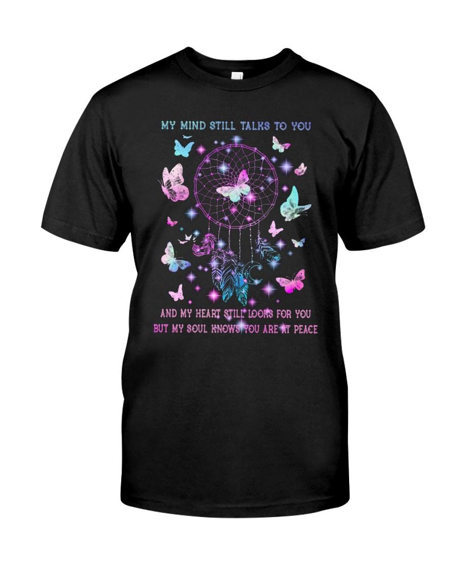 My Mind Still Talk To you Classic T-Shirt