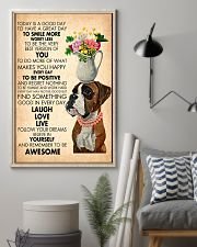 Dog Laugh Love Live 11x17 Poster lifestyle-poster-1