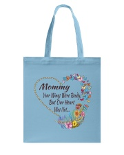 Mommy Your Wings Were Ready Tote Bag thumbnail
