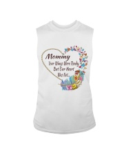 Mommy Your Wings Were Ready Sleeveless Tee thumbnail