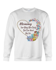 Mommy Your Wings Were Ready Crewneck Sweatshirt thumbnail