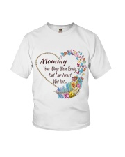 Mommy Your Wings Were Ready Youth T-Shirt thumbnail