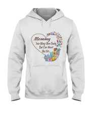 Mommy Your Wings Were Ready Hooded Sweatshirt thumbnail