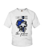 I Do The Police Youth T-Shirt thumbnail