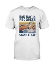 Bad Day In Progress Classic T-Shirt thumbnail
