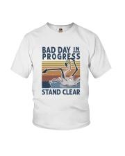 Bad Day In Progress Youth T-Shirt thumbnail
